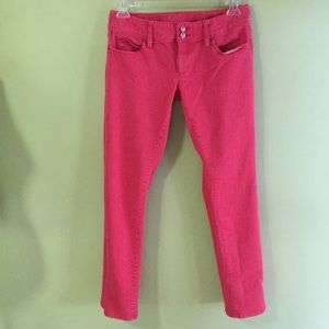 Lilly Pulitzer worth straight jeans 6